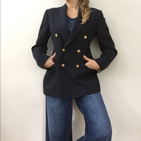 Polo by Ralph Lauren Jackets & Blazers - Vintage Polo RL Made in USA Double Breasted Blazer